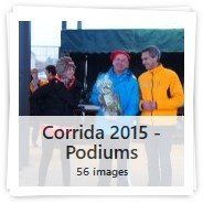 Photos Podiums 2015