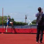 Le Mans avril 2015 Départementaux: saut auteur