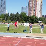 Nantes juillet 2015 Régionnaux : triple saut
